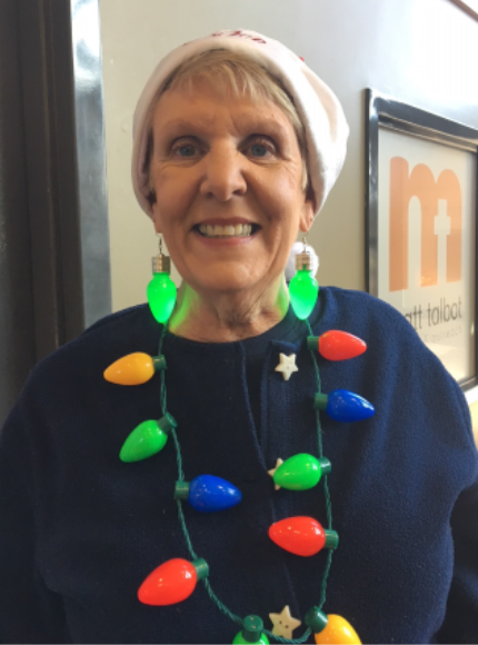 Volunteer Spotlight: Linda Kistler