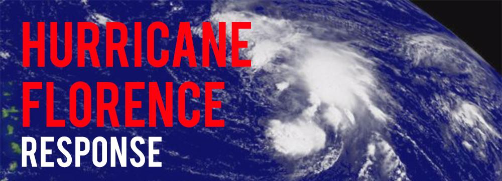 Hurricane Florence Response