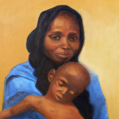 3rd Place - Mother & Child