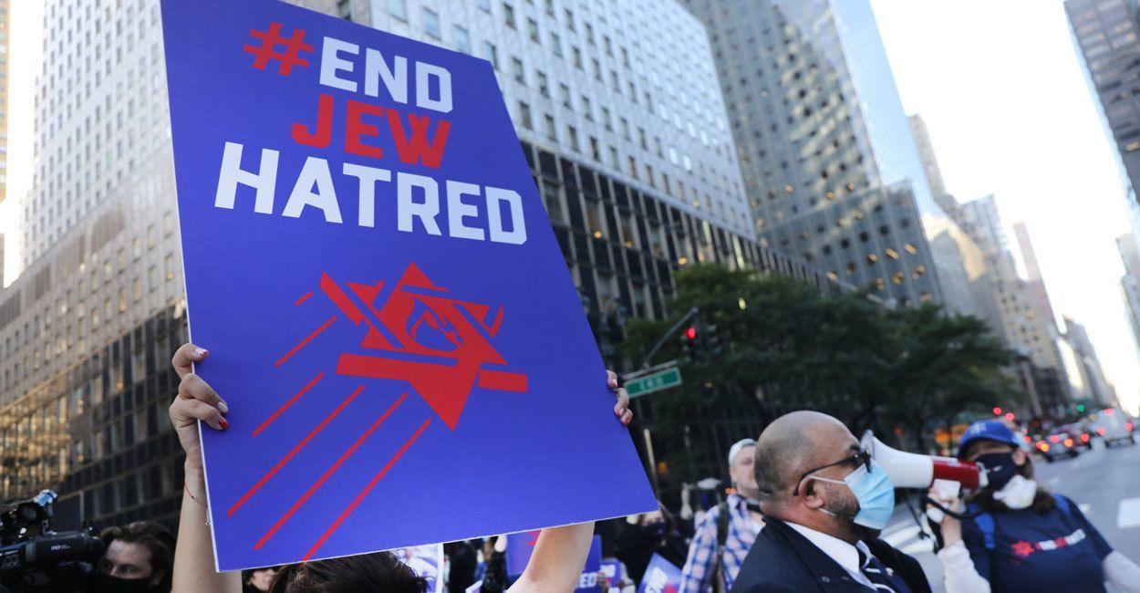 Critical Race Theory's Anti-Semitism Problem