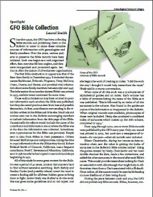 GFO Bible Collection