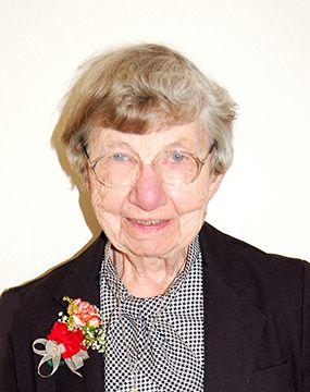 In Loving Memory of Sister Helen Kilzer, OSB - June 3, 2017