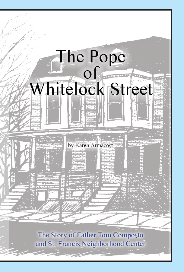 The Pope of Whitelock Street Ebook