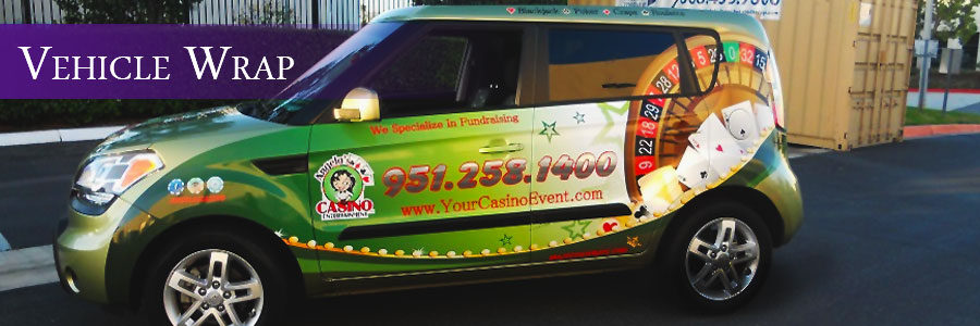 Business Signs Digital Printing Vehicle Wraps Ontario