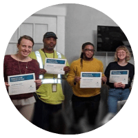December Homebuyer Class Grads