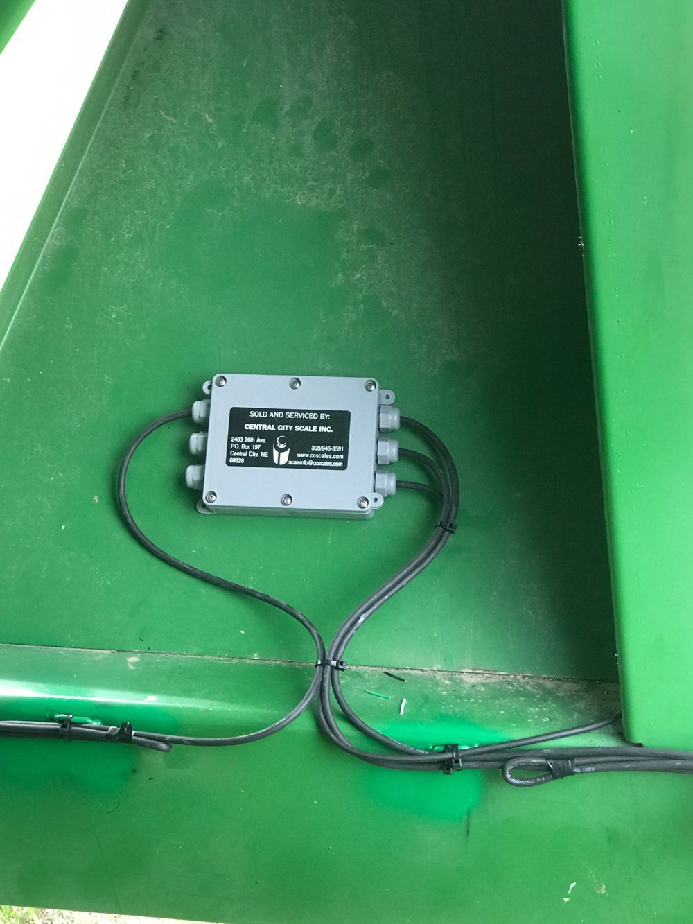 Junction Box Installation
