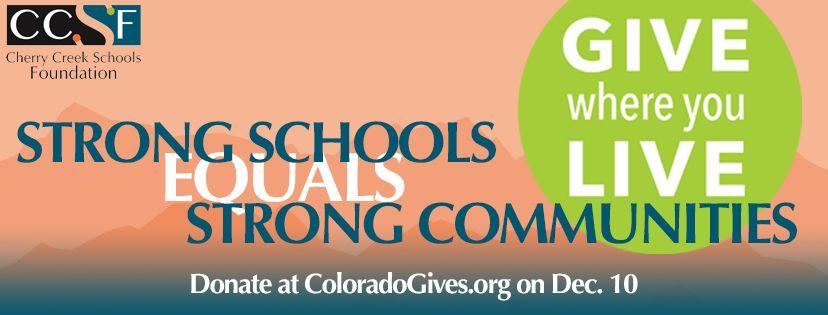 Colorado Gives Day 2018 logo