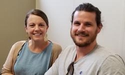 Emily and Jordan Stanley