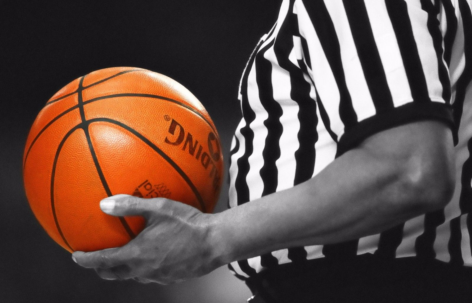 Basketball official