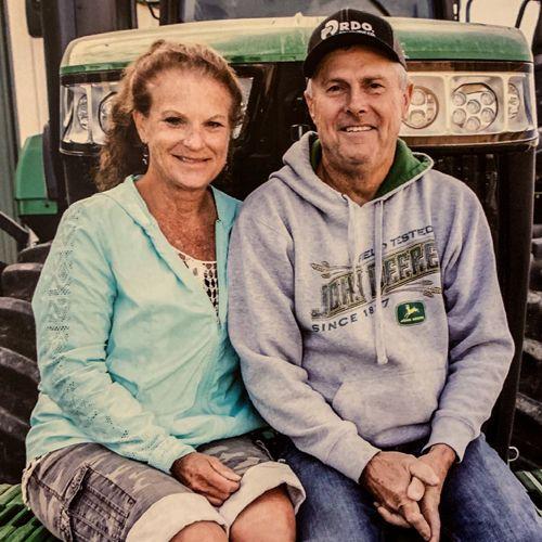 Steve & Mary Swanhorst