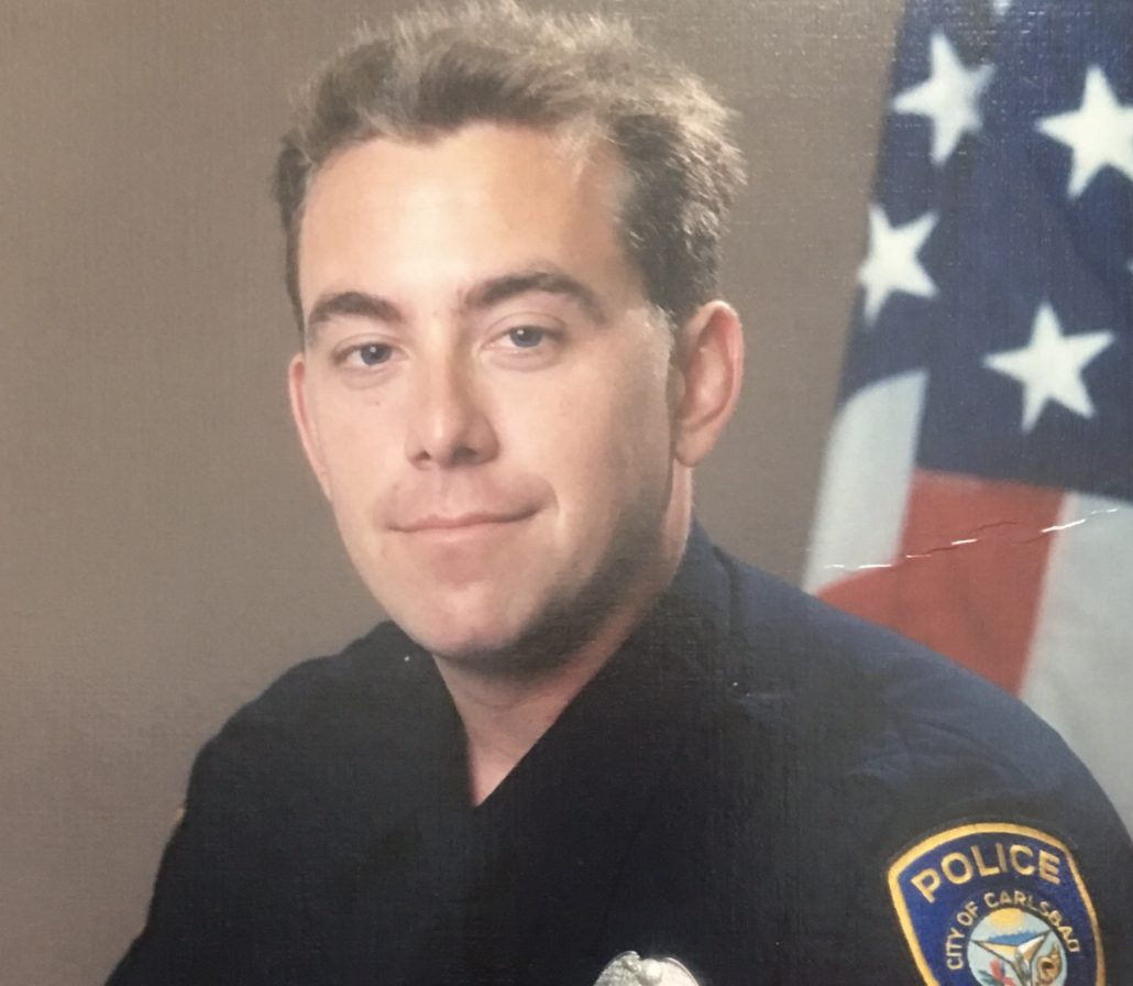 I'm a Cop and I'm in Recovery From Heroin. Now I'm Working To Support Other First Responders.