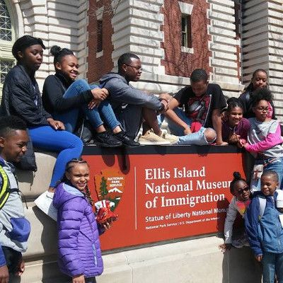 New York City - Ellis Island Museum