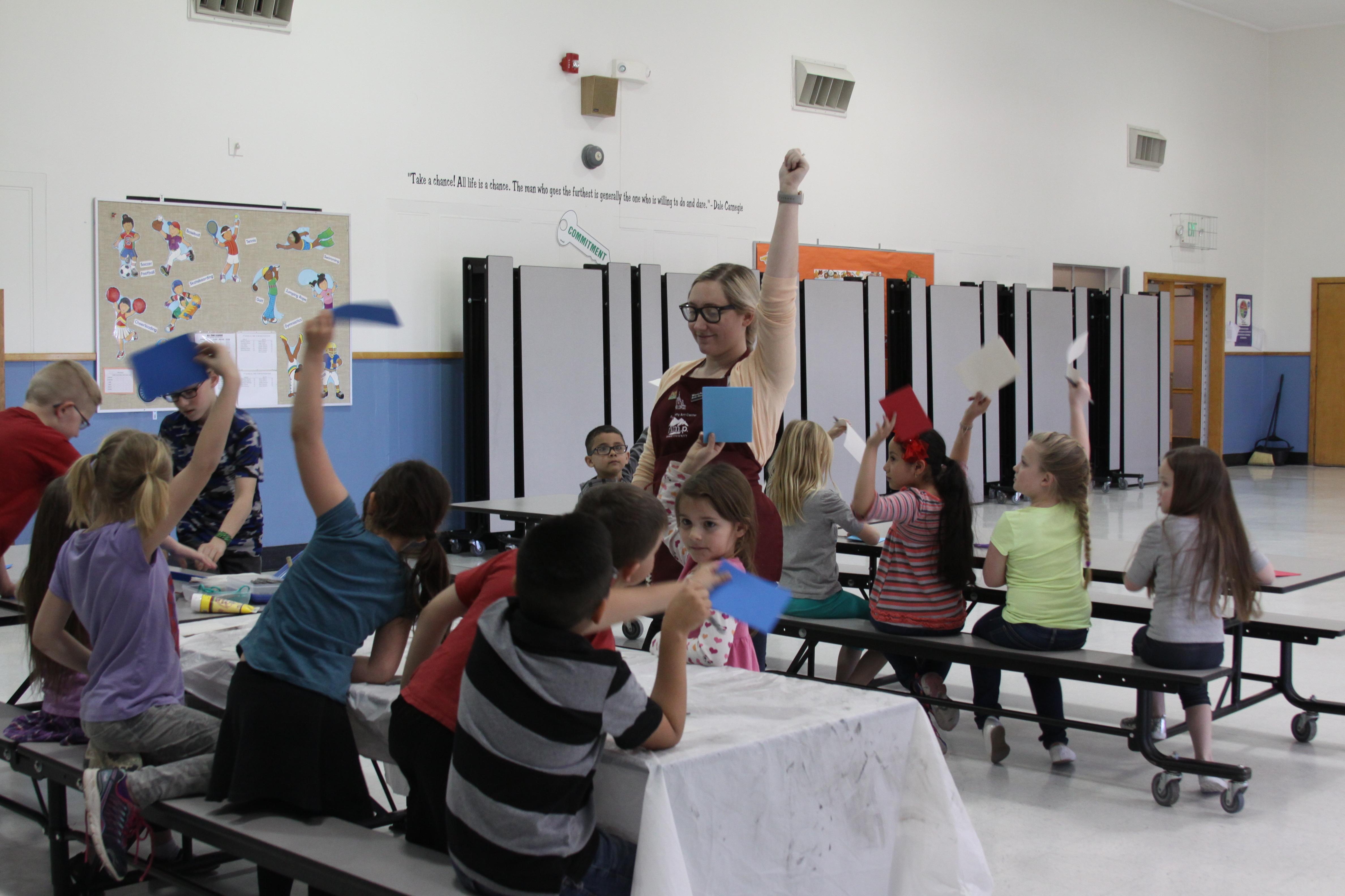 Spotlight on Art - Education