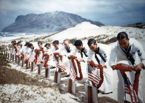 1941: Japanese Attack Pearl Harbor in Hawaii