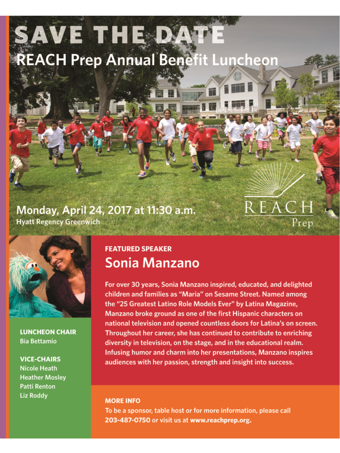 Annual Benefit Luncheon 2017