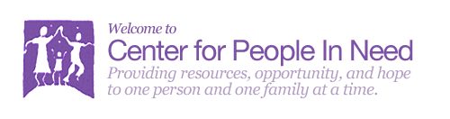 Center for People in Need Donor Pages