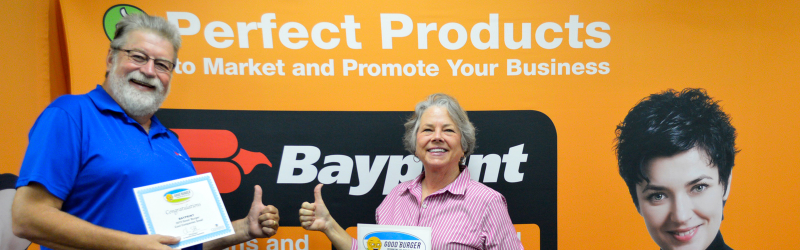 When dependability matters, count on Bayprint