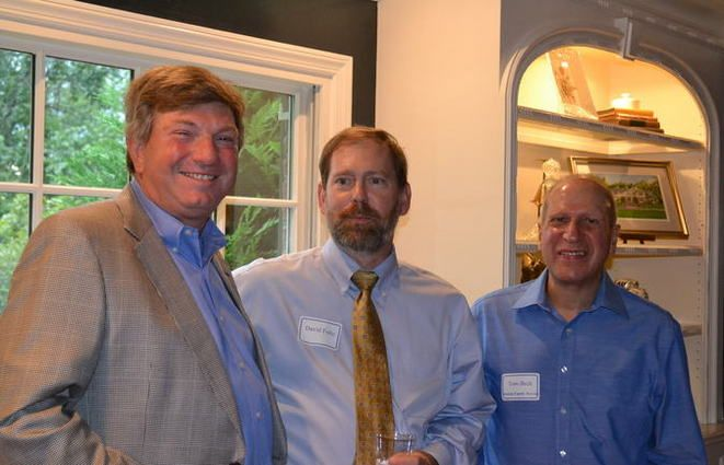 Rick Coltrera, David Foltz, Tom Beck (JFS)