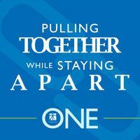 Pulling Together while Staying Apart