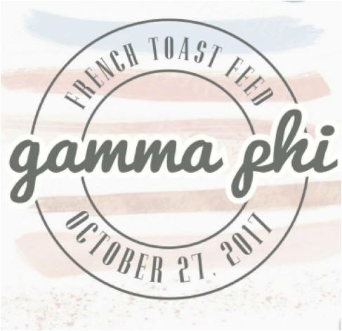G-Phi French Toast Feed Oct. 27 in Lincoln!