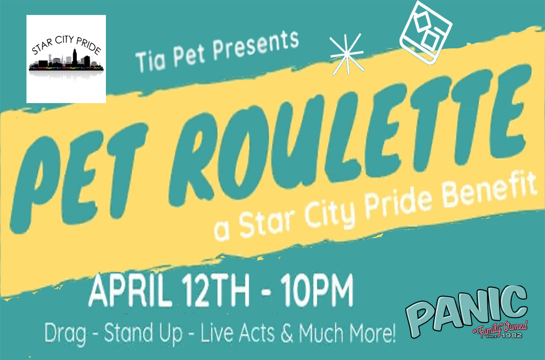 Tia Pet Presents - Pet Roulette