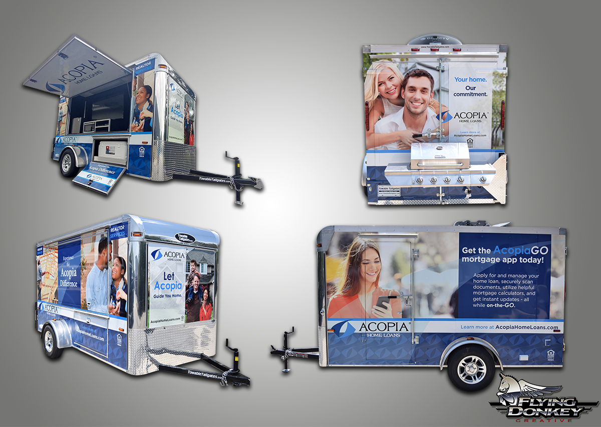 Acopia Homes Trailer