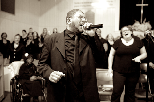 Calling All Singers: Join the 30th Annual Harvest Gospel Choir (posted September 7, 2016)