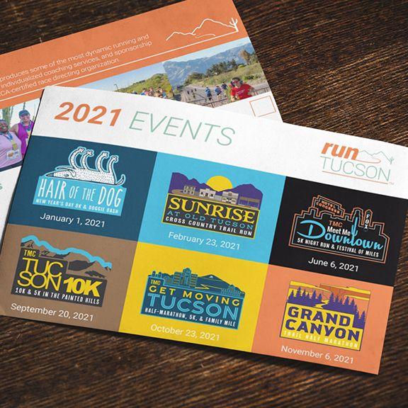 Run Tucson Event Logos