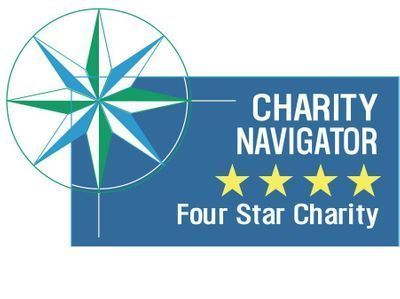 BGCG is a Four-Star Charity