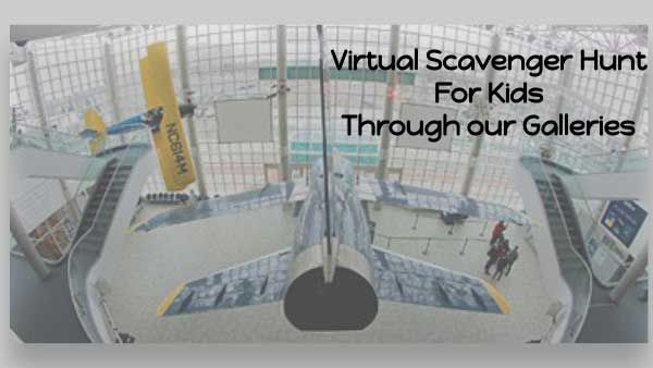 Virtual Scavenger Hunt