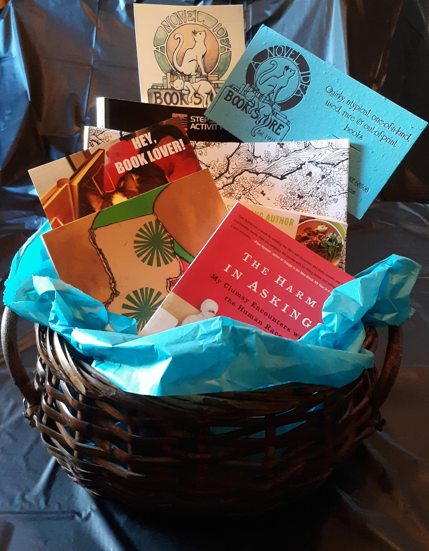 Basket #5 - A Novel Idea
