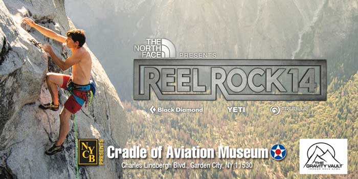 Reel Rock Film Tour - Climbing's Greatest Celebration