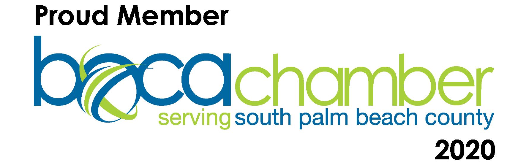 Sign Partners - Boca Raton Chamber of Commerce Proud Member 2020