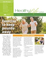 AIPM Healthy Life Newsletter (2-page)
