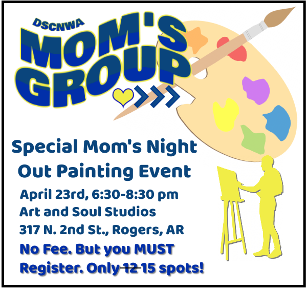 Special Mom's Night Out Painting Event