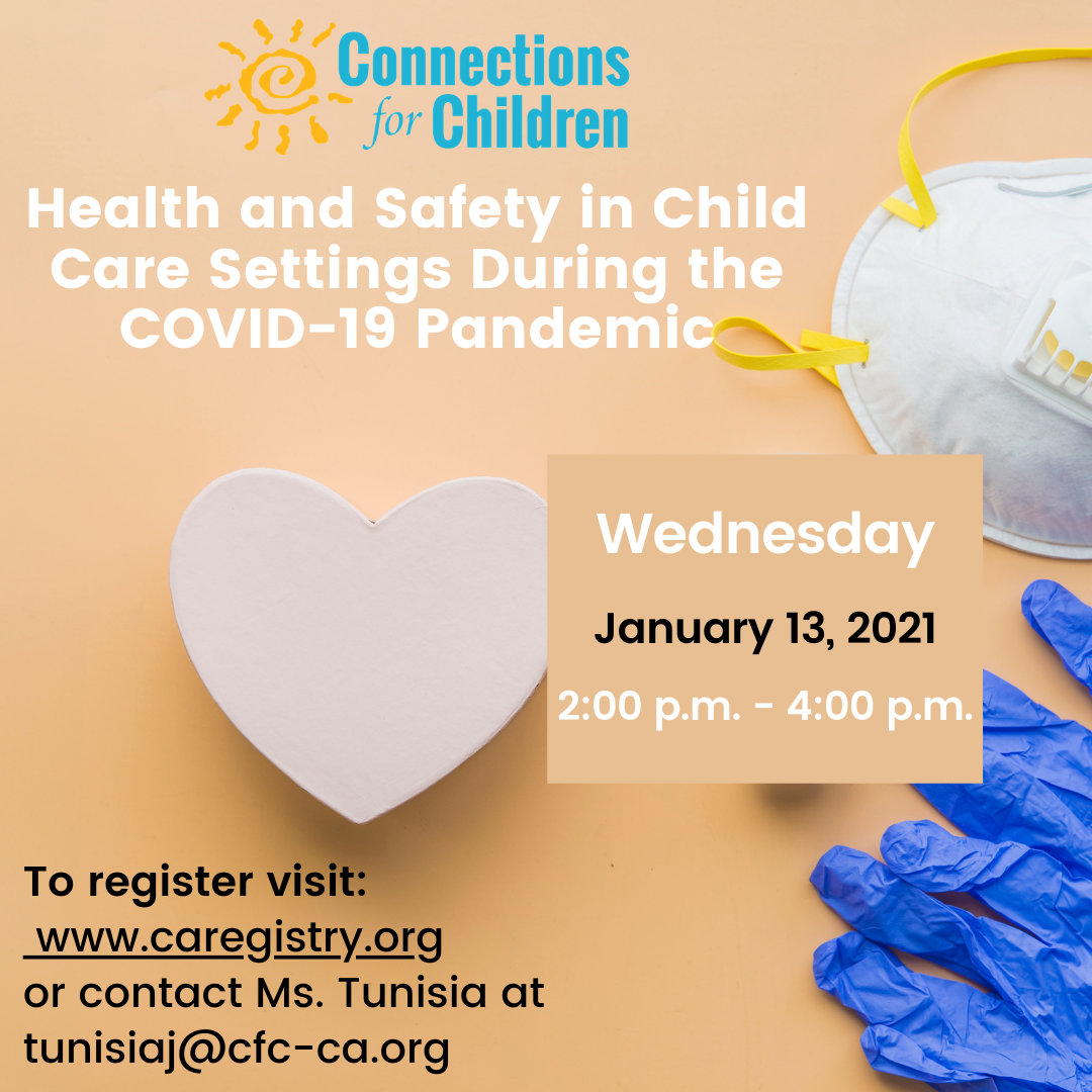 Health and Safety in Child Care Setting During the COVID-19 Pandemic