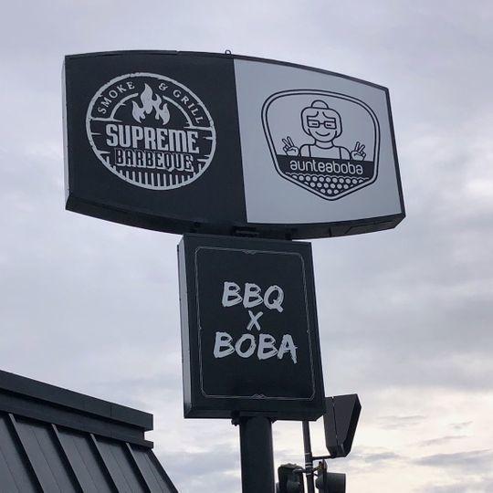 Supreme Barbeque