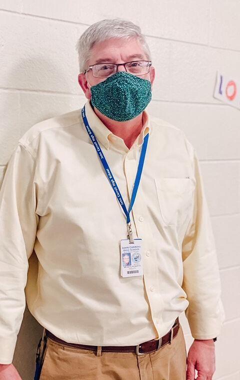 Science teacher earns award from Johns Hopkins