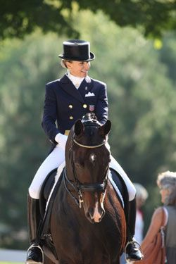 Ramsay Grant recipients Lisa Wilcox and Pikko del Cerro HU have started their European show tour with two wins