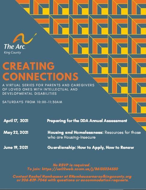 Creating Connections: Preparing for the DDA Annual Assessment