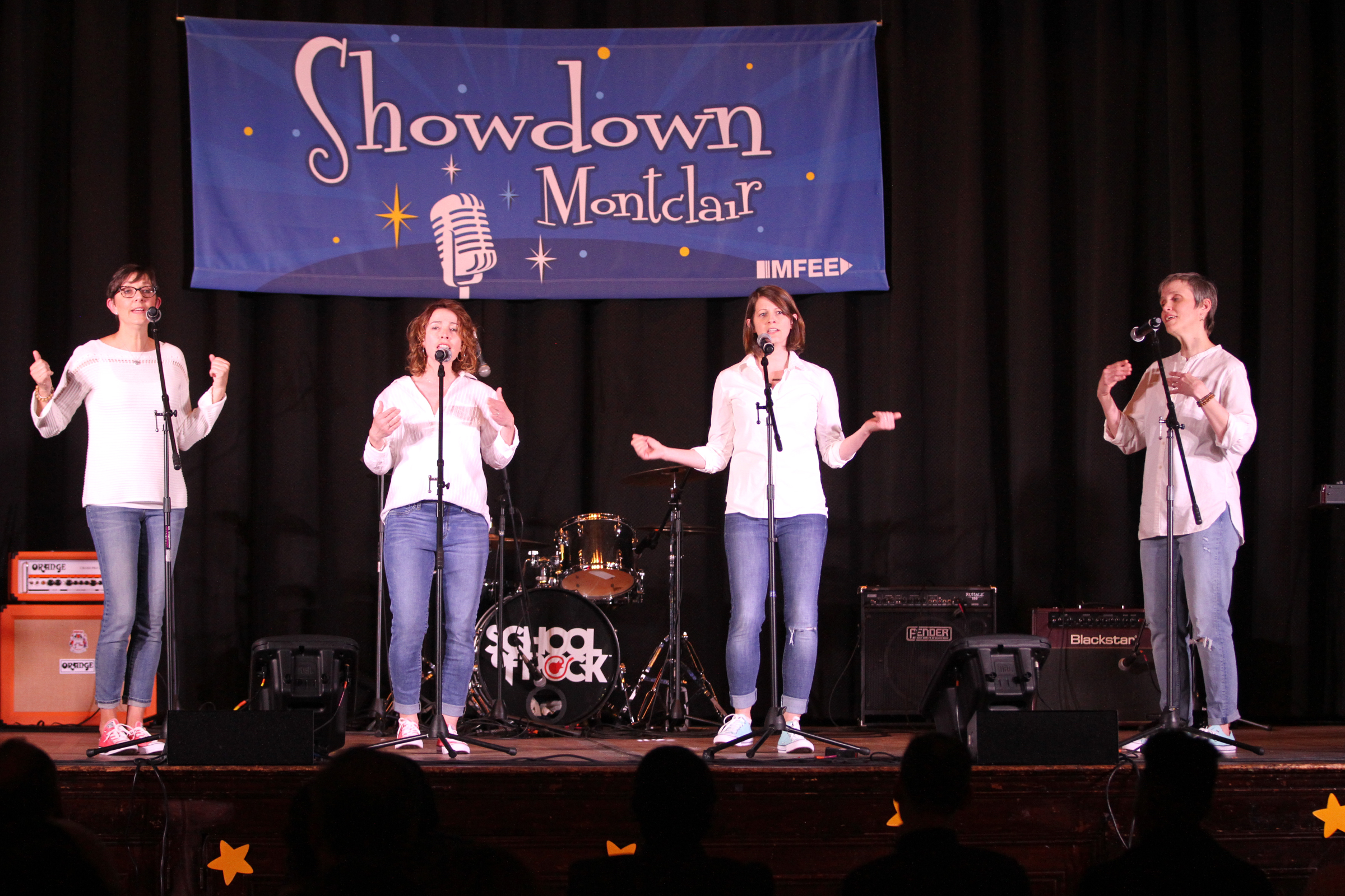 Local Talent Steals The Show At MFEE's Showdown Montclair, Raising Funds For Montclair Schools