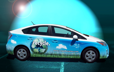 Car Wrap Vehicle Wrap Custom Clearwater Tampa Bay