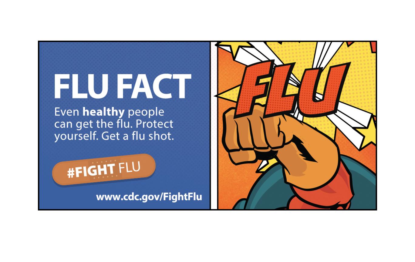 Flu activity is increasing in Nebraska.