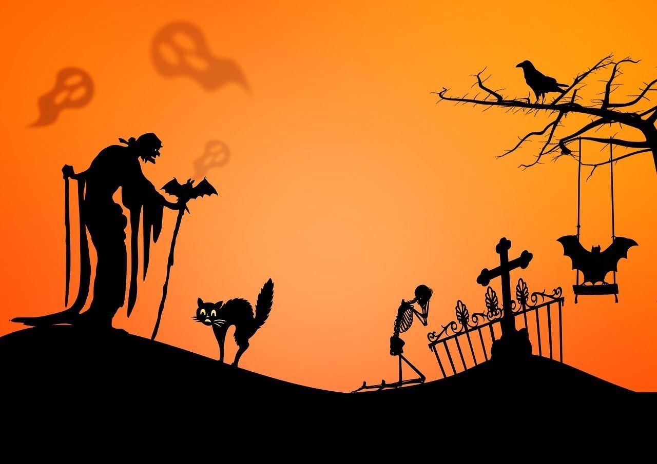 WCHS Halloween Bingo