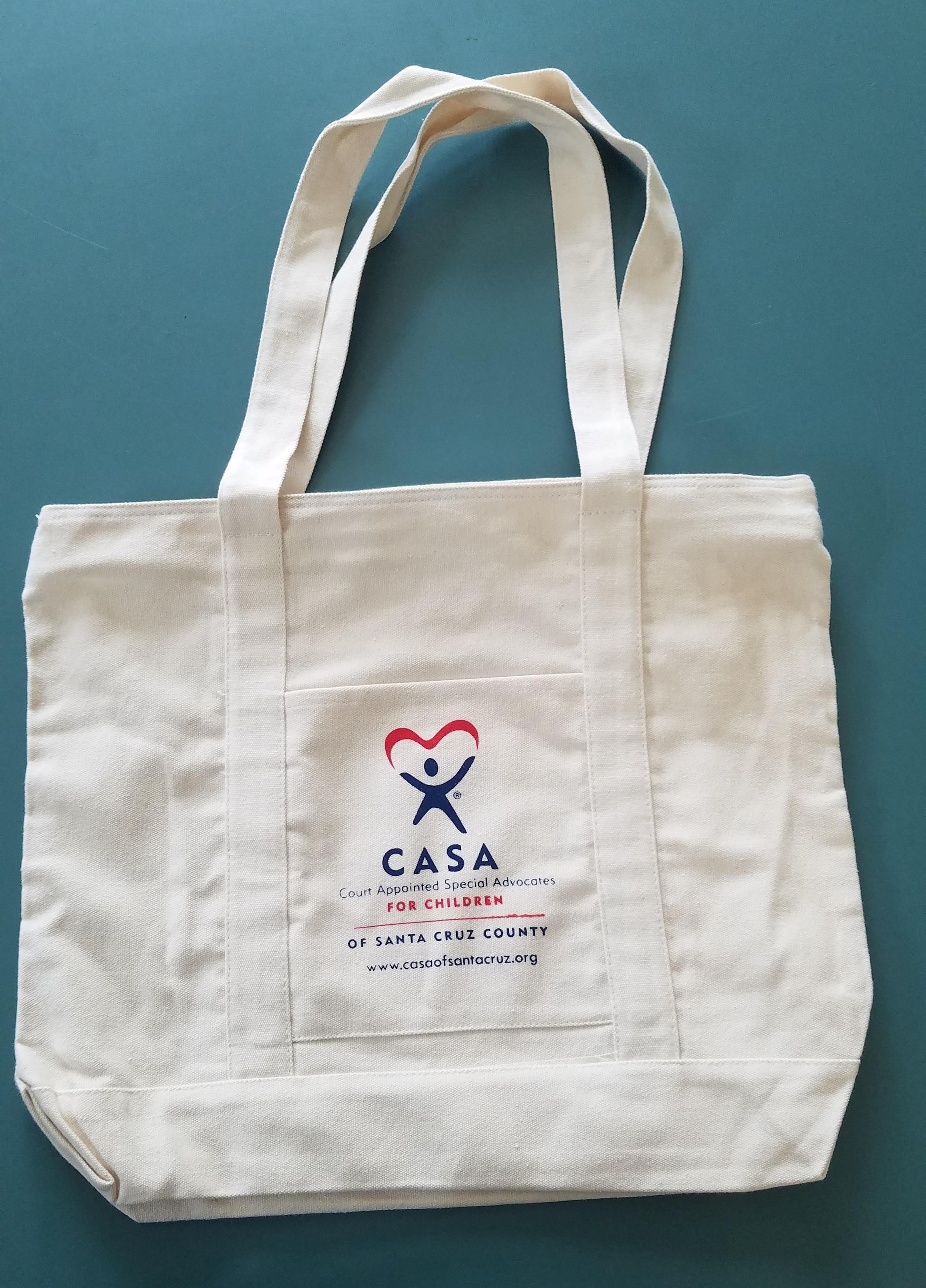 CASA Tote Bag