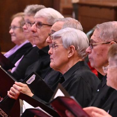Sentimental Journey Singers Debut Concert