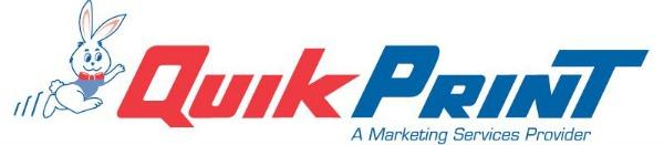 Quik Print Printing Letterhead Envelopes Graphics Business