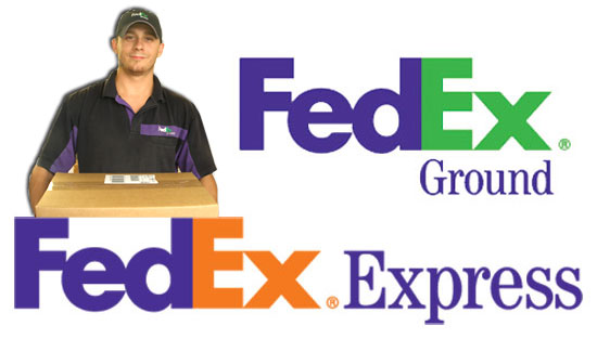 FedEx NATIONWIDE SHIPPING
