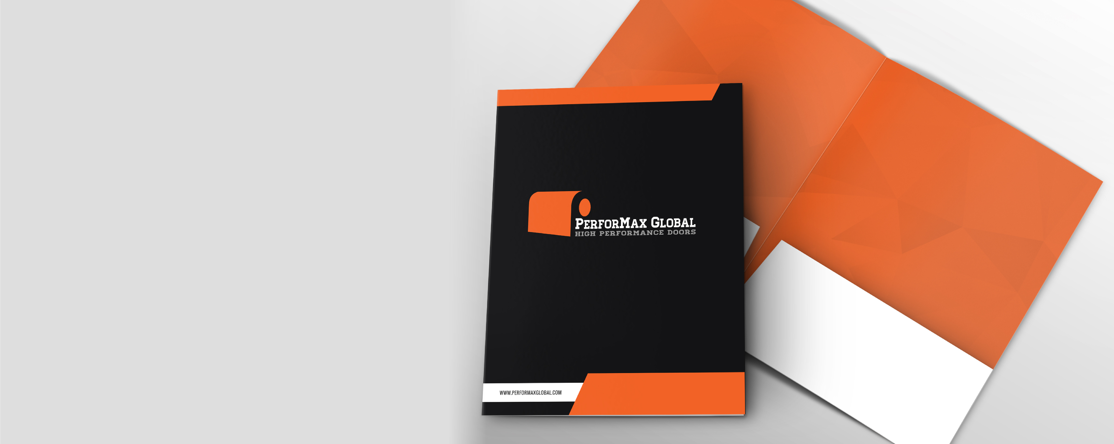 We have the right presentation folder for you!