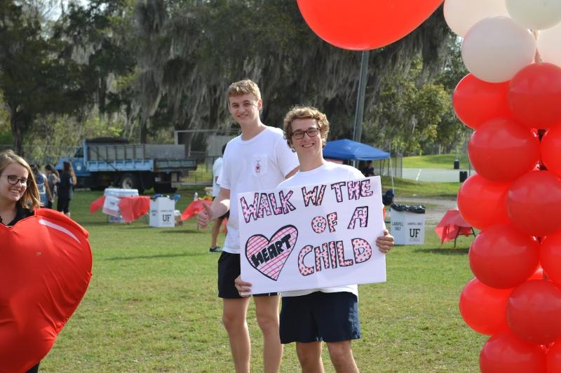 Gainesville Walk for The Children's Heart Foundation (Florida)